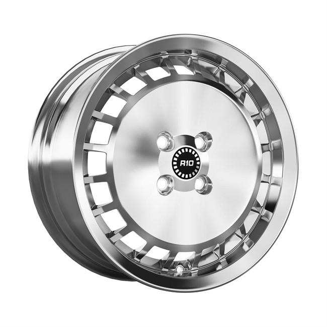 Jante Alu Ronal R10 Turbo 7x15 4x100 Et28