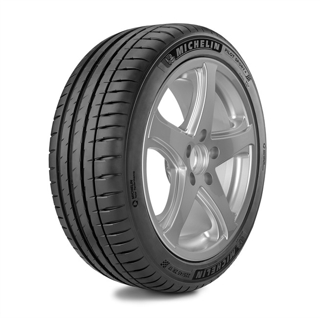 Pneu - Voiture - PILOT SPORT 4 - Michelin - 215-45-17-91-Y