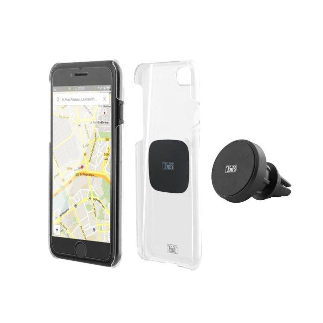 Support De Smartphone Aimanté Sur Grille D'aération Tnb