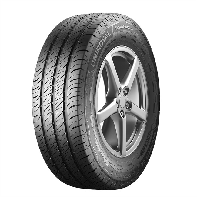 Pneu - Camionnette / Utilitaire - RAIN MAX 3 - Uniroyal - 195-70-15-104/102-R