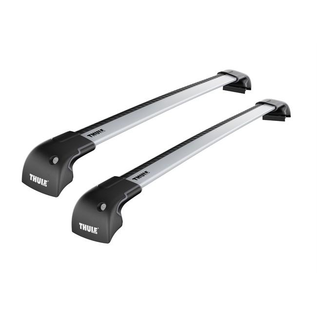 2 Barres Thule Wingbar Edge 9591 En Aluminium