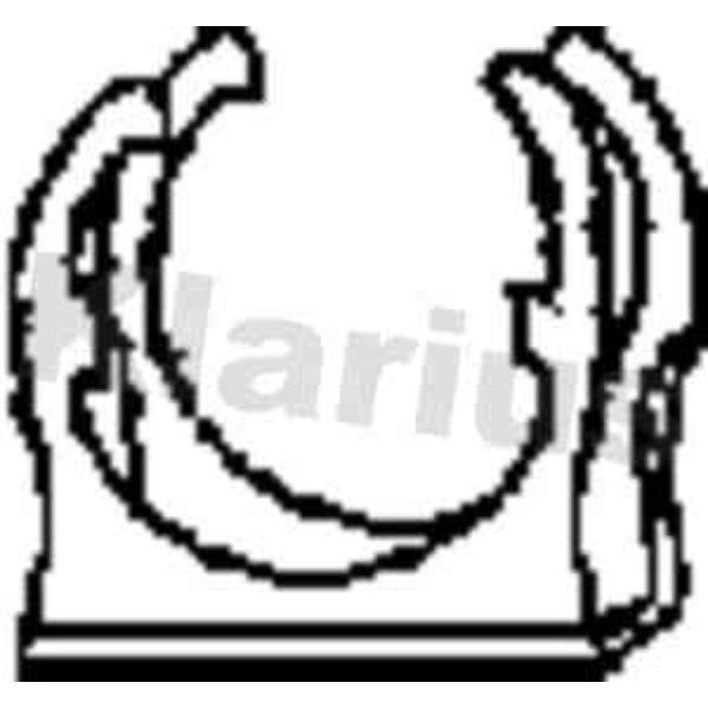 Autres Accessoires Échappement Klarius 430701