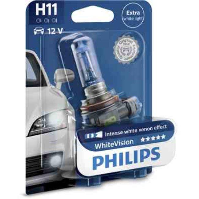 1 Ampoule PHILIPS H11 Vision 55 W 12 V :