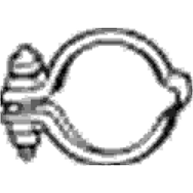 Collier Échappement Bosal 254-260