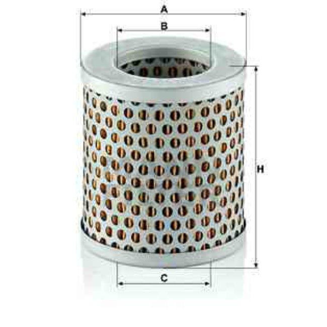 Mann Filter C75 Filtre /à air