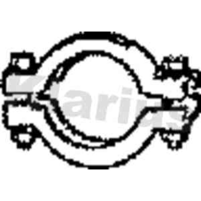 Autres Accessoires Échappement Klarius 430767