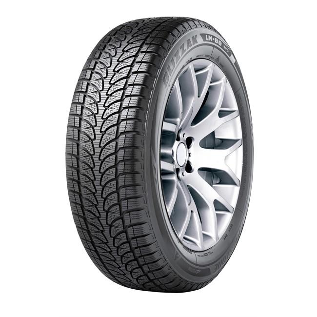 Pneu Bridgestone Blizzak Lm-80 Evo 255/55 R18 109 V Xl