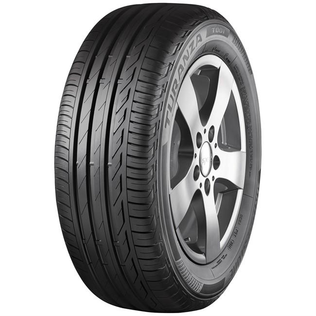 Pneu - Voiture - TURANZA T001 - Bridgestone - 215-45-16-90-V