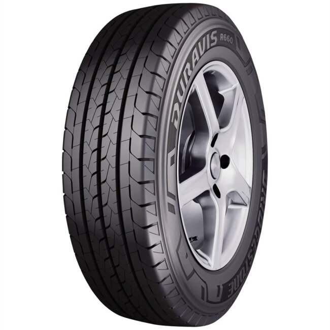 Pneu Bridgestone Duravis R660 185/75 R14 102/100 R