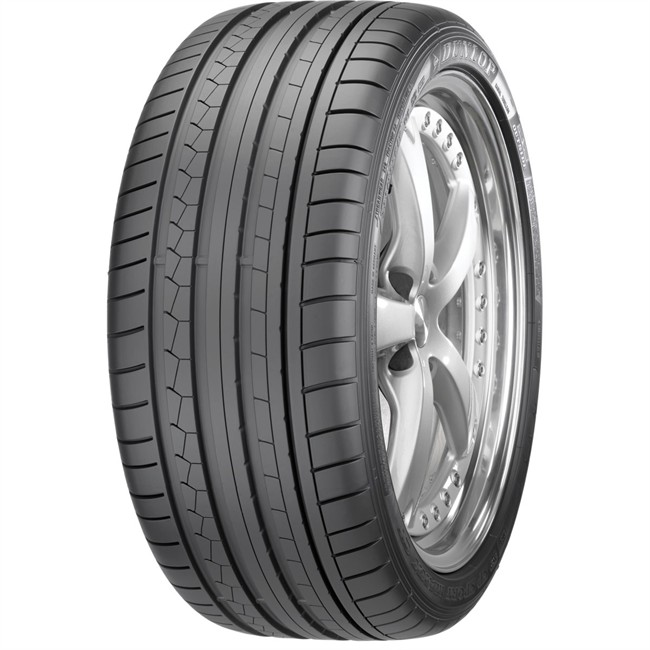 Pneu - 4X4 / SUV - SP SPORT MAXX GT - Dunlop - 255-40-21-102-Y
