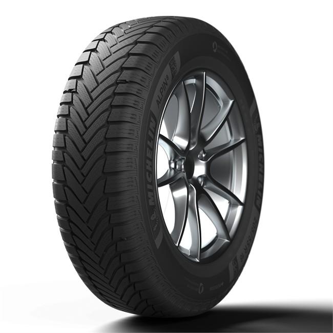 Pneu - Voiture - ALPIN 6 - Michelin - 225-50-17-94-H