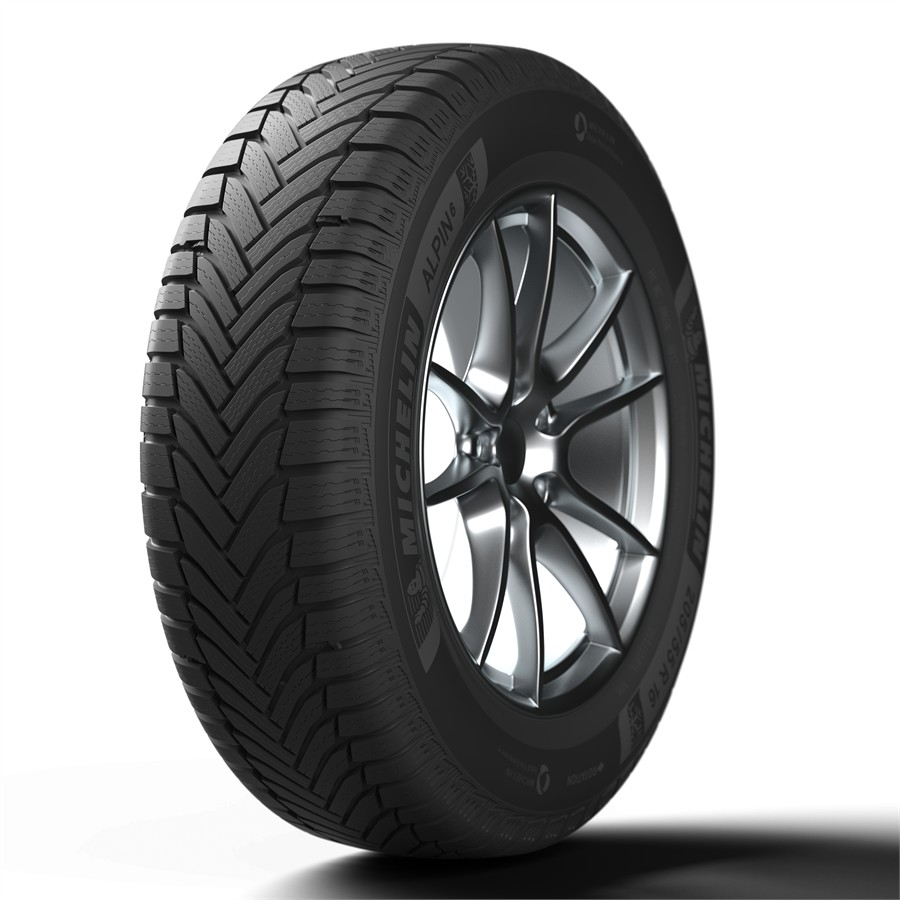 Pneu MICHELIN ALPIN 6 205/55 R16 94 V XL