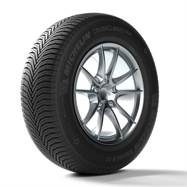 Pneu - 4X4 / SUV - CROSSCLIMATE SUV - Michelin - 235-65-18-110-H