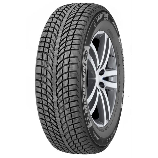 Pneu - 4X4 / SUV - LATITUDE ALPIN LA2 - Michelin - 235-65-18-110-H