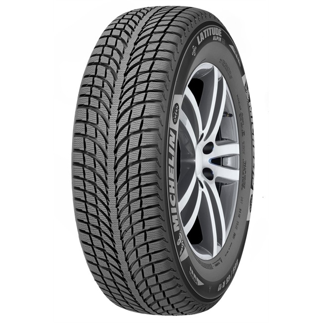 Pneu - 4X4 / SUV - LATITUDE ALPIN LA2 - Michelin - 255-50-20-109-V