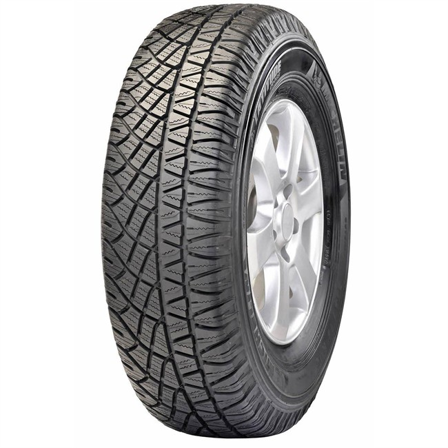 Pneu - 4X4 / SUV - LATITUDE CROSS - Michelin - 225-65-17-102-H