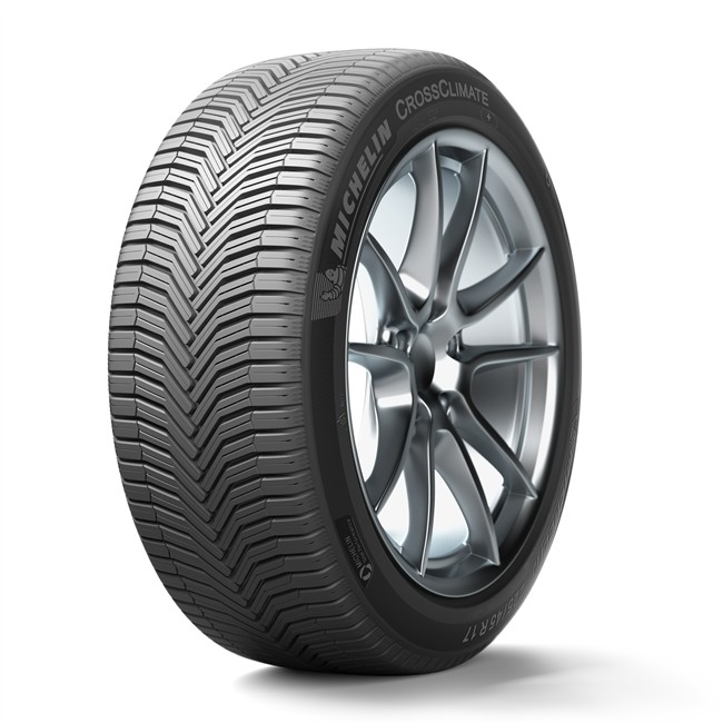 Pneu - Voiture - CROSSCLIMATE + - Michelin - 225-50-17-98-V