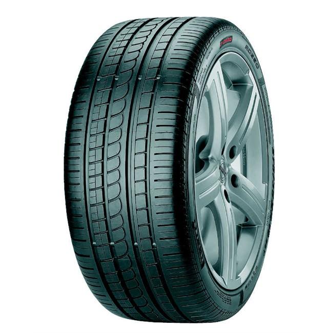Pneu - Voiture - PZERO ROSSO ASIMMETRICO - Pirelli - 235-45-19-95-W