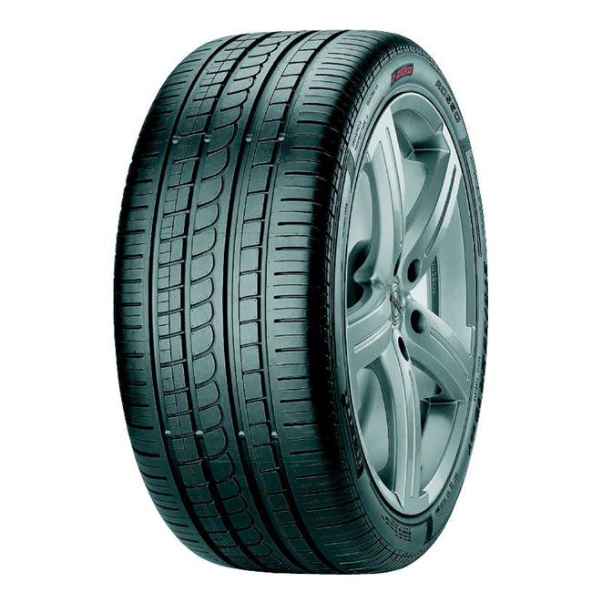 Pneu - Voiture - PZERO ROSSO ASIMMETRICO - Pirelli - 255-40-19-96-W