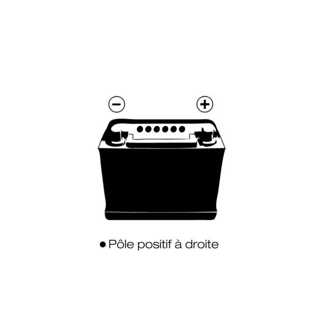 Batterie Norauto Bv11 60 Ah 540 A Norauto Fr