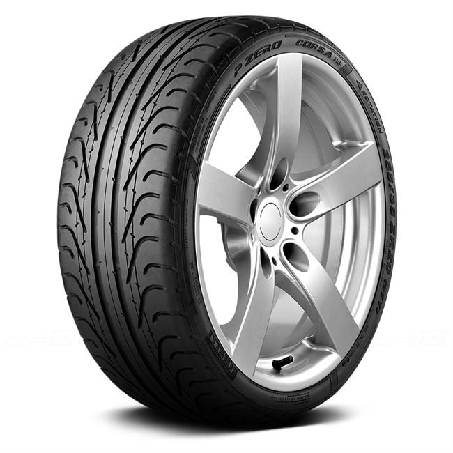 Pneu - Voiture - PZERO CORSA - Pirelli - 245-35-19-93-Y